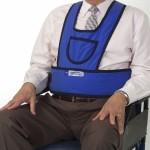 Peto VELCRO para sillon o silla de ruedas