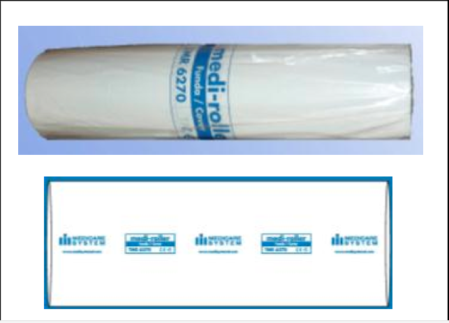 Recambio desechable funda exterior Medi-Roller